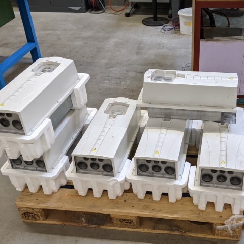 ABB ACH550 Frequenzumformer Gebraucht